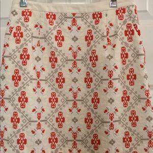 Anthropologie/ Maeve Skirt